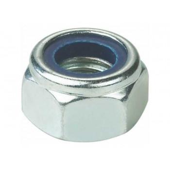 Гайка с контрящим кольцом