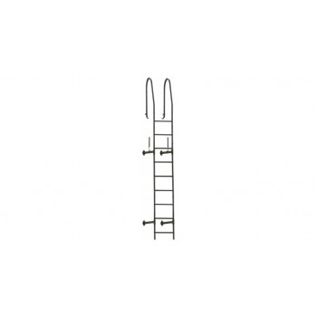 Лестница кровельная GRAND LINE